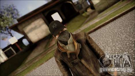 ENBTI for High PC для GTA San Andreas седьмой скриншот