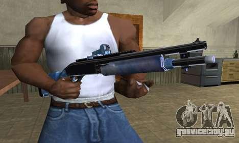 Sky Shotgun для GTA San Andreas второй скриншот