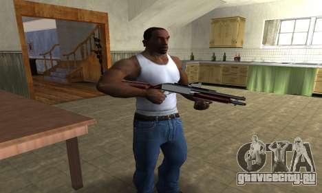 Death Shotgun для GTA San Andreas третий скриншот