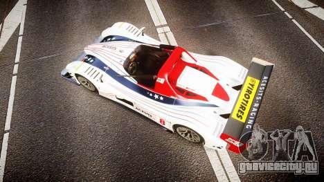 Radical SR8 RX 2011 [8] для GTA 4 вид справа