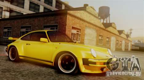 Porsche 911 Turbo (930) 1985 Kit C PJ для GTA San Andreas вид справа