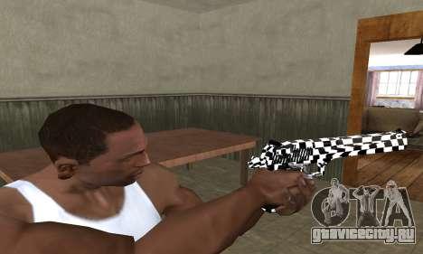 Math Deagle для GTA San Andreas третий скриншот