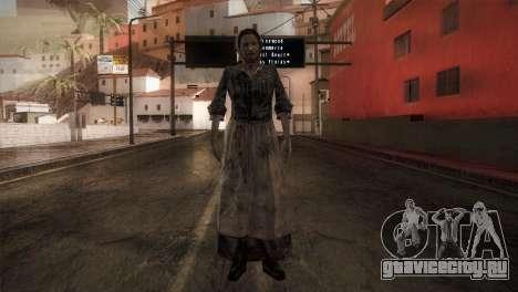 RE4 Maria для GTA San Andreas второй скриншот