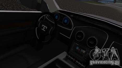 Dodge Ram 3500 2010 для GTA San Andreas вид справа