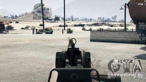 Battlefield 4 CZ805 для GTA 5 шестой скриншот