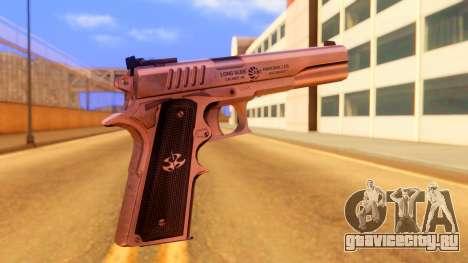 Atmosphere Pistol для GTA San Andreas второй скриншот
