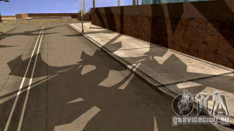 ENBTI for Low PC для GTA San Andreas пятый скриншот