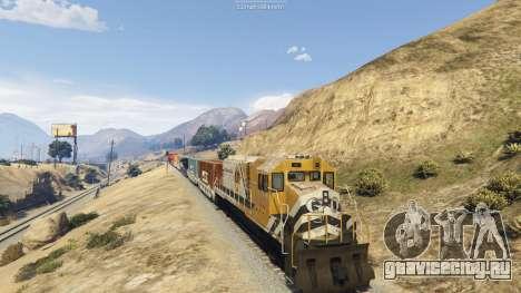 Railroad Engineer 3 для GTA 5 второй скриншот