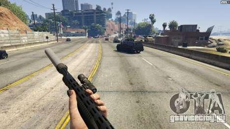 Stand On Moving Cars для GTA 5 третий скриншот