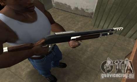 Biggie Shotgun для GTA San Andreas