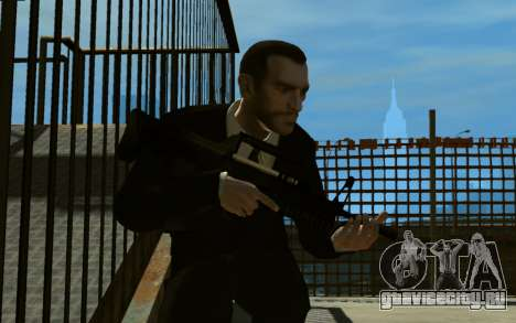 А-91 для GTA 4 второй скриншот