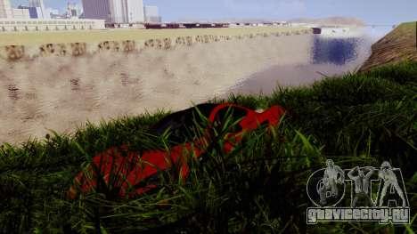 ENBTI for Low PC для GTA San Andreas второй скриншот