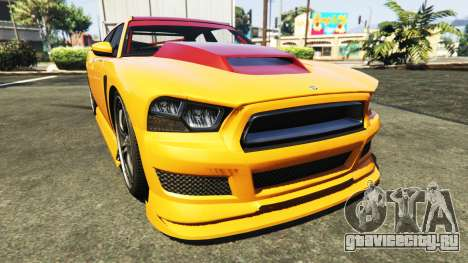 Bravado Buffalo Dodge Charger для GTA 5
