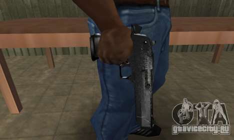 Military Deagle для GTA San Andreas