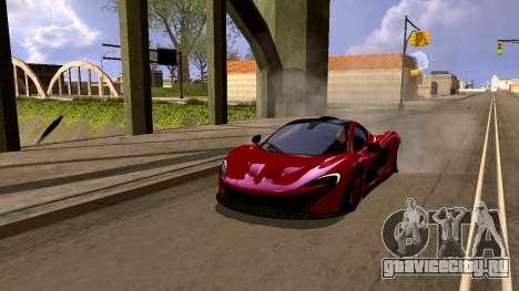 ENBTI for Low PC для GTA San Andreas третий скриншот