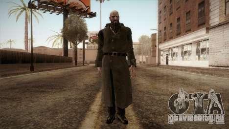 RE4 Mendes для GTA San Andreas второй скриншот