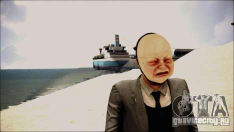 ENBTI for High PC для GTA San Andreas третий скриншот