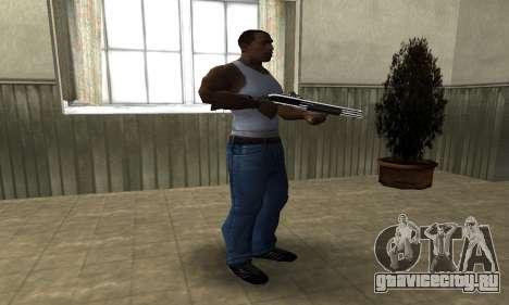 Royal Squad Shotgun для GTA San Andreas третий скриншот