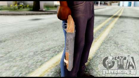 Shotgun from Resident Evil 6 для GTA San Andreas третий скриншот