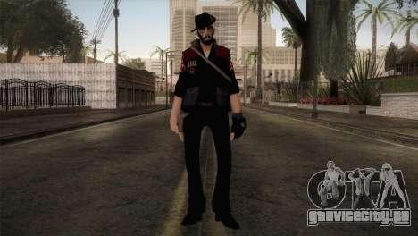 Christian Brutal Sniper from TF2 для GTA San Andreas второй скриншот