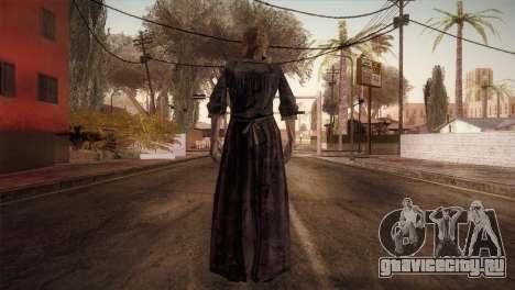 RE4 Maria для GTA San Andreas третий скриншот