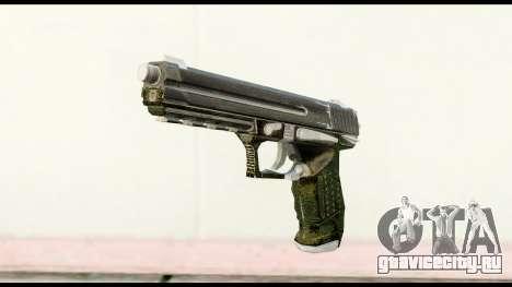 Pistol from Crysis 2 для GTA San Andreas
