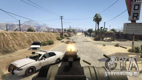 Control Heist Vehicles Solo [.NET] 1.4 для GTA 5 пятый скриншот
