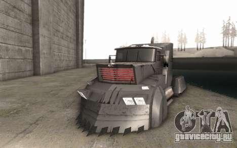 Грузовик Mad Max для GTA San Andreas