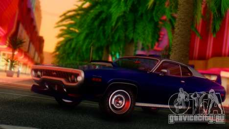 ENB Series by STEPDUDE 3.0 Beta для GTA San Andreas четвёртый скриншот