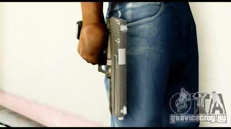 Pistol from Crysis 2 для GTA San Andreas третий скриншот