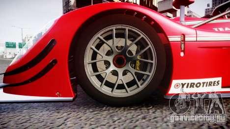 Radical SR8 RX 2011 [6] для GTA 4 вид сзади