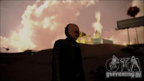 ENBTI for High PC для GTA San Andreas пятый скриншот