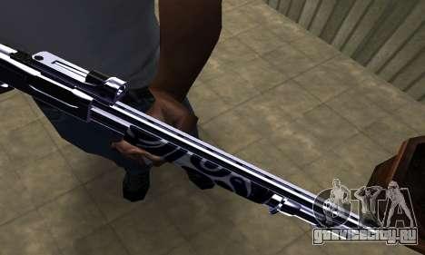 Oval Shotgun для GTA San Andreas