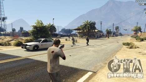 Powerful Shotguns [.NET] 0.2 для GTA 5 девятый скриншот