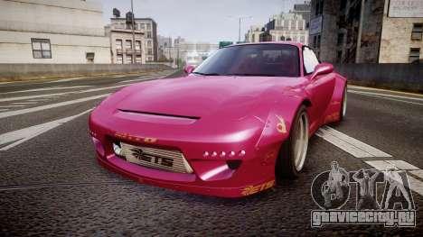 Mazda RX-7 RocketBunny [EPM] для GTA 4