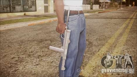 M45 from Battlefield Hardline для GTA San Andreas третий скриншот