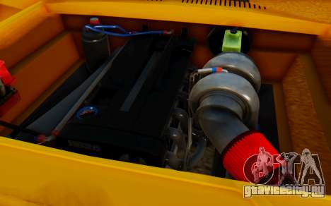 ГАЗ 24 Волга для GTA San Andreas вид справа