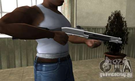 Royal Squad Shotgun для GTA San Andreas