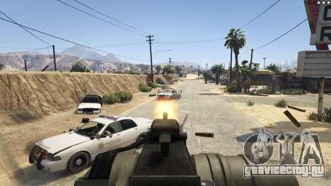 Control Heist Vehicles Solo [.NET] 1.4 для GTA 5 четвертый скриншот