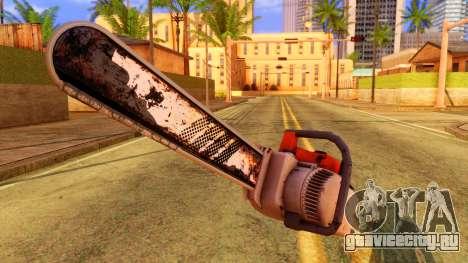 Atmosphere Chainsaw для GTA San Andreas