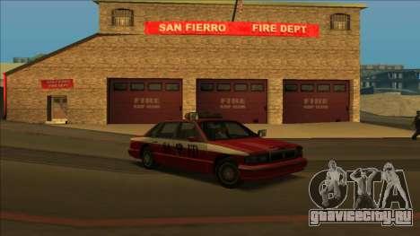 FDSA Premier Cruiser для GTA San Andreas вид слева