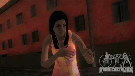 Alara Model Girl для GTA San Andreas
