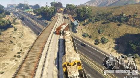 Railroad Engineer 3 для GTA 5 десятый скриншот