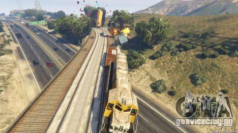 Railroad Engineer 3 для GTA 5 девятый скриншот