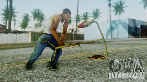 Infusion from Silent Hill Downpour для GTA San Andreas третий скриншот