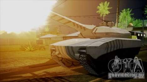 PL-01 Concept Desert для GTA San Andreas