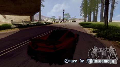 ENBTI for Low PC для GTA San Andreas четвёртый скриншот