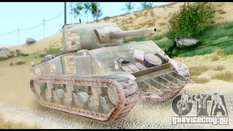 M4 Sherman 75mm Gun Urban для GTA San Andreas