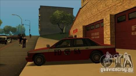 FDSA Premier Cruiser для GTA San Andreas салон
