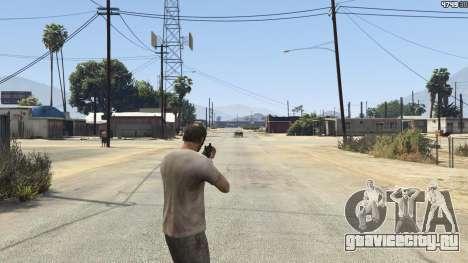 BF4 AR160 для GTA 5 третий скриншот